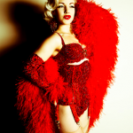 a comedy, cabaret and burlesque event in Leicester Square Theatre